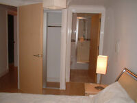 Broadway Plaza, double ensuite 565pm, wifi and all bills and clean incl, sole persn