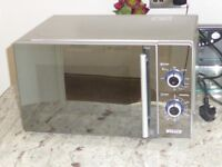 Wellco Microwave Oven with Grill