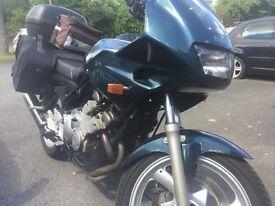 1996 Yamaha diversion 600 cc