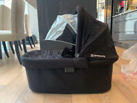 Uppababy Cruz Carrycot/bassinet, black (carrycot only)