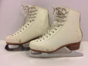 Jackson Mark IV girl's competition figure skates
