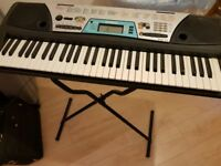 Yamaha Psr-170 Electronic Keyboard