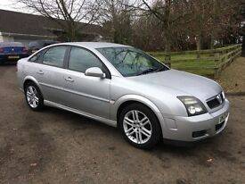 For sale //////// 2005 (petrol) Vauxhall vectra sti