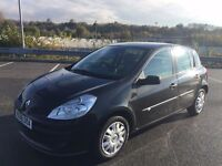 2006 RENAULT CLIO AUTOMATIC 5DOOR AND ONLY 60,000 MILES, GENUINE