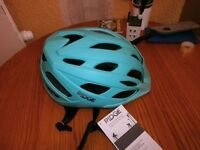 Brand New Ridge Mountain Rider Air Helmet 54-59cm -Teal.