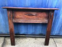 Oak fire surround FREE DELIVERY PLYMOUTH AREA
