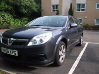VAUXHALL VECTRA 1.8 EXCLUSIVE 5 DOOR HATCH LONG MOT