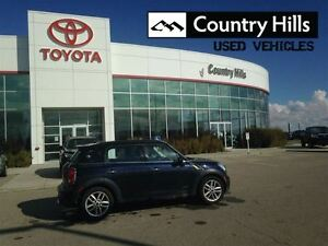 2011 MINI Cooper S Countryman 4dr ALL4 Sports Activity Vehicle