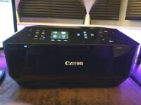 L@@K - BOXED - CANON MX925 A4 Printer/Scanner & Fax + 8 Complete Sets of ink - L@@K
