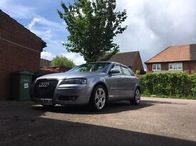 Audi A3 2.0 TDI sport back