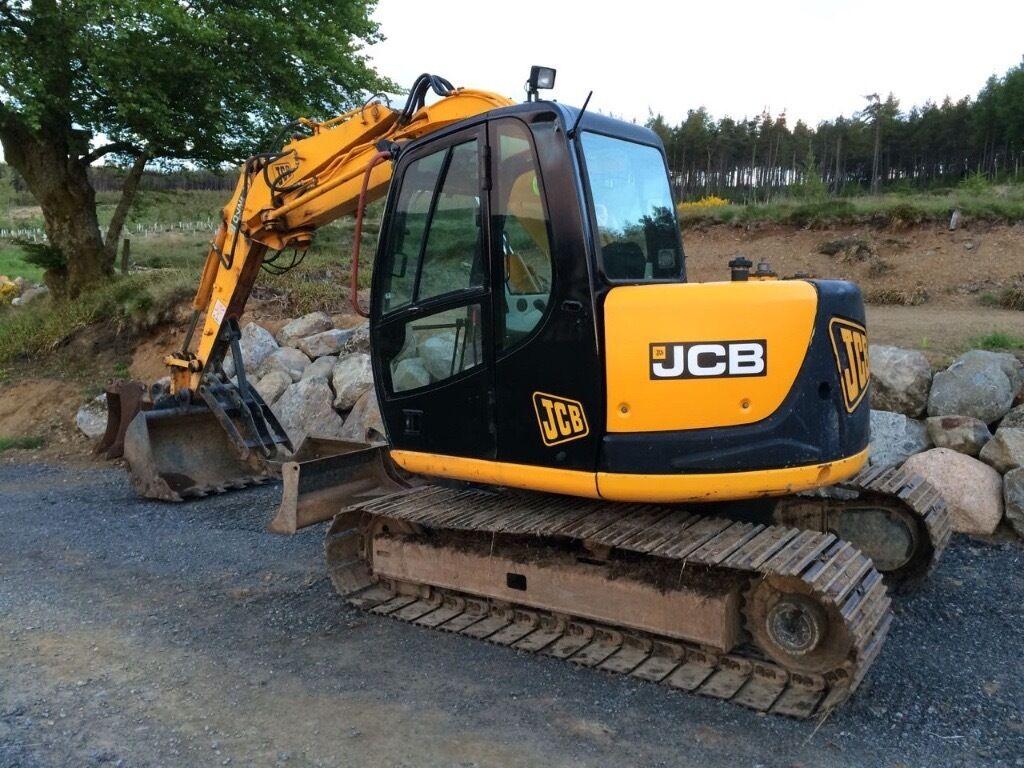 JCB JZ 70 ZTS Digger excavator
