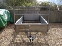 Ifor Williams GD 105 Trailer