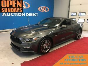 2015 Ford Mustang GT 5.0L MANUAL! LEATHER!