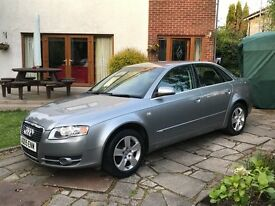 Audi A4 2005 2.0TDi New Engine 57K miles & Reconditioned Turbo, FSH.