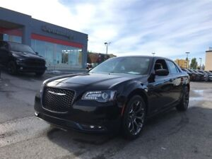 2016 Chrysler 300 S-LEATHER HEATED SEATS, REAR VIEW CAMERA