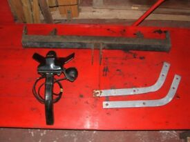Witter Towbar suitable for Peugeot 406 Estate etc.