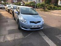 TOYOTA AURIS AUTOMATIC, 42000 MILES, FULL SERVICE HISTORY