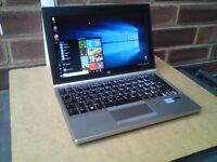HP Elitebook 2170p i7 3rd gen 256GB SSD 8GB Backlit Keys Metal Windows 10 Ultraportable Laptop