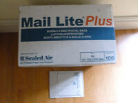 mail lite plus 5 x 8 padded envelopes box of 99