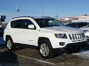 2016 Jeep Compass 4X4 HIGH ALTITUDE|LEATHER|SUNROOF