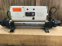 Elecro Aquatic Pond heater - attaches to your pump/filter