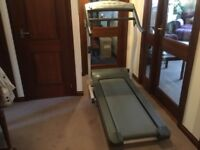 TUNTURI FOLDING TREADMILL - Excellent condition