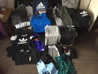 Men's sports clothing for sale