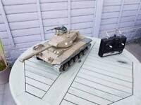 Hang long walker bulldog bb firing tank
