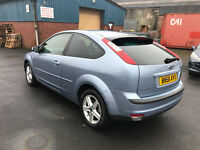 Ford Focus 1.6 Titanium - 2006, 2 Owners, 2 Keys, MOT OCT 2017, Service History, Drives Great! £1295