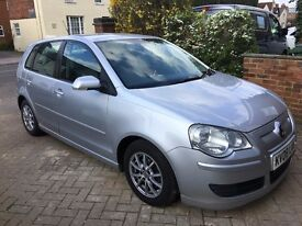 2008 Volkswagen Polo Bluemotion 2 £2950 (ONO)