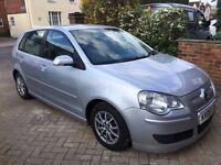 2008 Volkswagen Polo Bluemotion 2 £3,250 (ONO)