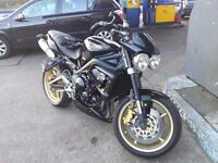 2010 Triumph Street Triple R - Great Spec - Priced to sell