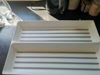 Ikea Kitchen drawer utensil organiser