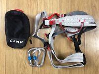 CAMP ALP Mountain Climbing harness
