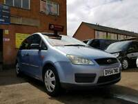 2004 Ford Focus C Max 1.6 TDCI - 3 Months Warranty
