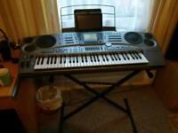 Casio mz2000 keyboard excellent condition