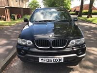 2005 BMW X5 SUV E53 3.0 d Sport 5dr In Immaculate condition and full history