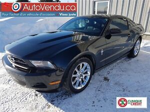 Ford Mustang Pony pack avec cuir 2010