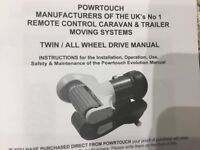 Brand new powertouch twin AWD motor mover