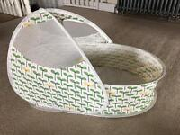 Mamas and Papas Pop-It Pop Up Travel Baby Cot/Bassinet