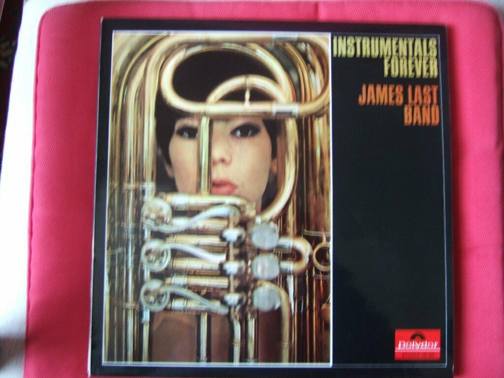 LP - JAMES LAST: FOUR ALBUMS – 1966, 1971, 1975 and 1977 | in Hull, East  Yorkshire | Gumtree