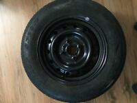 Full size spare tire 185 70R14