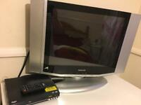 26 inch tv and DVD player
