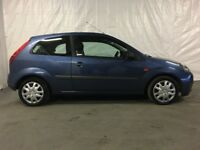 2006 Ford Fiesta 1.4TD Style Climate Hatchback 3dr *** Full Years MOT ***