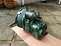 TMP 2-1 REDUCTION GEARBOX