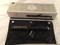 GHD Artic Gold Curling wand