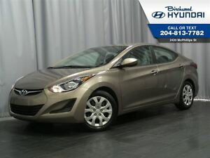 2015 Hyundai Elantra Sport Appearance *Heated Seats