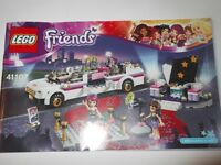 LEGO FRIENDS LIMO 41107