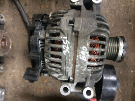 bmw e90 3 series 325i alternator for sale or fitted call parts thanks