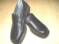 black formal / casual shoes size 11